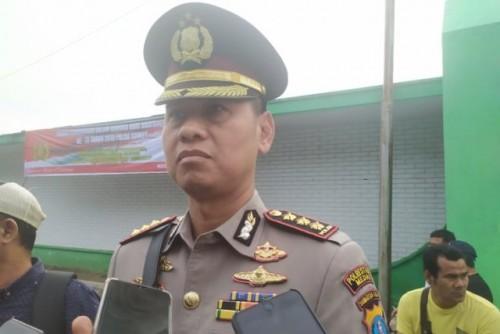 Kapolrestabes Medan Kombes Pol Dadang Hartanto